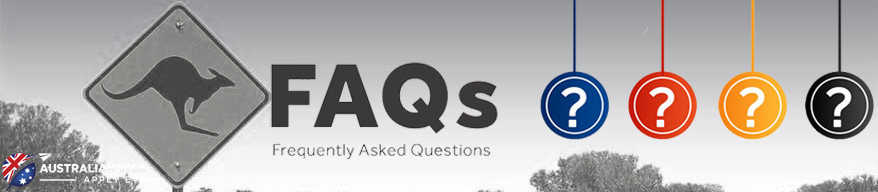 Australian visa FAQ, Australian visa Frequently Asked Questions, Australian visa information, tourist visa to Australian, Australian tourist visa fees, apply for Australian visa, How to apply Australian visa,track Australian visa application, Australian visa fees